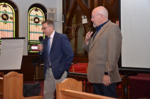 Alan Wohlstetter, Esq. and David Pickett